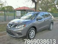 Nissan - Rogue S - 2016 $1600 down Miami, 33130