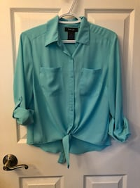 Style & Co Button Up