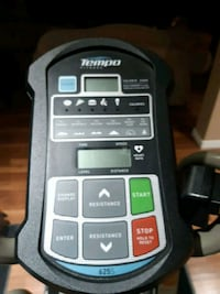 black and gray Pro-Form treadmill control panel St. Catharines, L2N 2H1