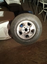 4 wheels and tires for sale Omaha, 68124
