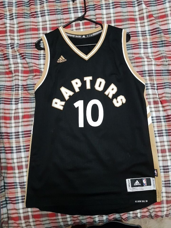 8f2a01873f32 Used Demar derozan ovo drake night jersey for sale in ON - letgo