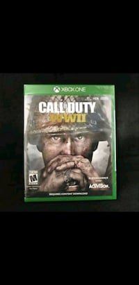 Xbox One Call of Duty WW2  Oakville, L6H 2R9