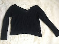 Hollister knit pull over sweater  Toronto, M3M 2V5