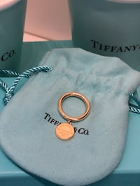 Authentic Tiffany & Co. 18k Gold Ring Mississauga, L5E