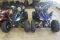 Brand new Atvs 125cc automatic 5 different colors