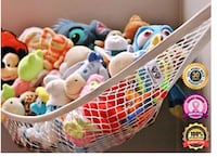 New toy storage hammock for 30 plushies Mississauga, L5L 3P5