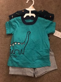 Size 12 month baby boy set Norwalk, 90650