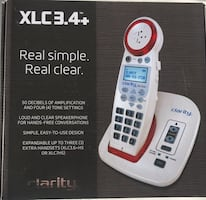 Clarity home phone
