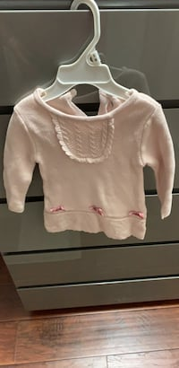 Sweater dress 3-6 mos  Coquitlam
