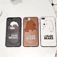 three black and white iPhone cases Vaughan, L4L 7H8