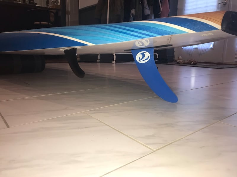 Stand up paddleboard (SUP) 7049d873-d9fb-4db1-9005-8e41932b959b