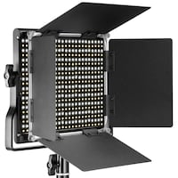 Dimmable and Adjustable LED-660 Light Panel