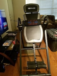 Inversion table with massaging and heating set.  Pasadena, 77502