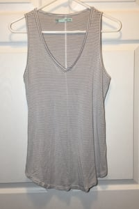 Size M striped sleeveless tunic  East Ridge, 37412