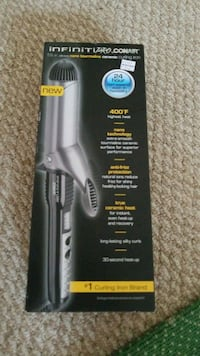 Conair hair curling iron North Bethesda, 20852