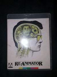 Re-Animator Blu-Ray (4K Restoration From Arrow Video) Gaithersburg