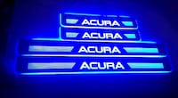 Acura led door sill scuff plates Mississauga, L4X 1S7
