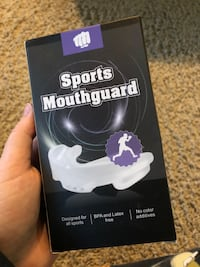 2 Pack Sport Mouth Guard
