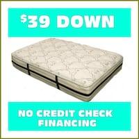 11in To 17in Thick Luxury King Queen Full Twin Size Mattress West Mifflin
