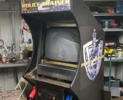 Arcade conversion modification services