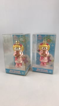 Cabbage Patch Kids 2 Glass New Ornaments Clarksville, 37043