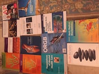 Psw and nursing textbooks Niagara Falls, L2G 5K1