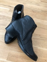 Men booty shoes size 41 good condition Oslo, 0182