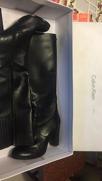 Calvin Klein boots. Like new. Great gift for your girl St Albert, T8N 5E4