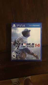 PS4 MLB The Show 14. Never used Centreville, 20121