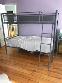 Wayfair Metal Bunk Bed. Only 6 months old   Hilton, 14468