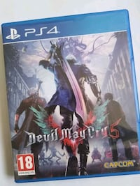 PS4 Devil May Cry 5 Izmir