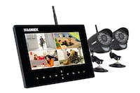 Security cameras by Lorex (wireless monitoring system) 4 Cameras with night vision. Dayton, 45415