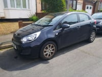 Kia - Rio -  [TL_HIDDEN]  miles (very  low mileage)