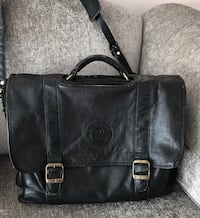 Soft Leather legal size bag Aurora, L4G 5M4