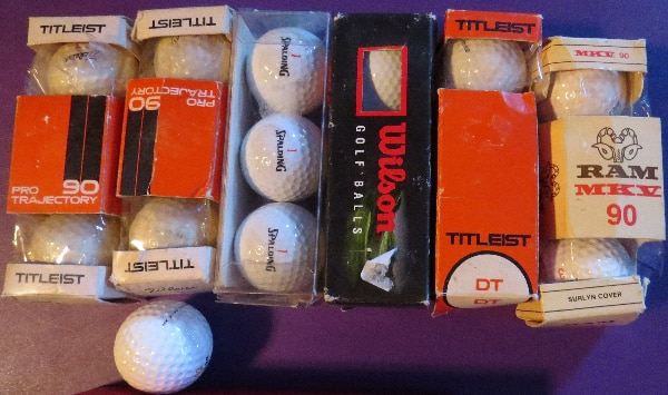 GOLF BALLS.     ASKING $35.00  998c53fa-2170-4e7b-95cc-1733250daec5