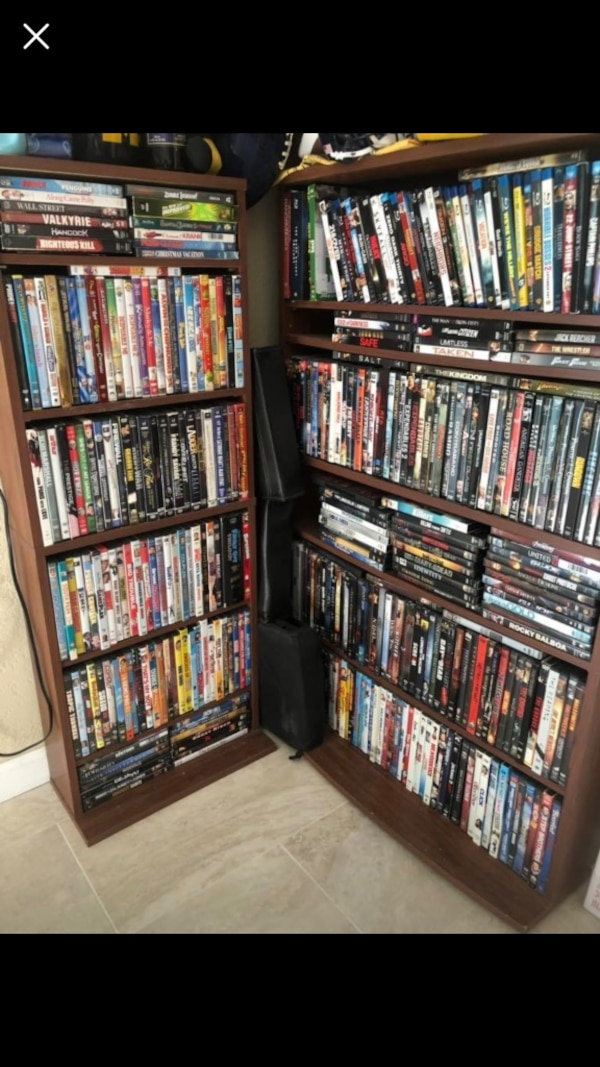 Used DVD collection  for sale in Bradenton - letgo