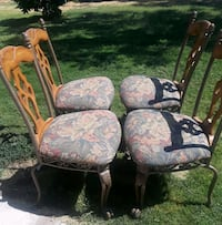 4 dining chairs set Bakersfield, 93311