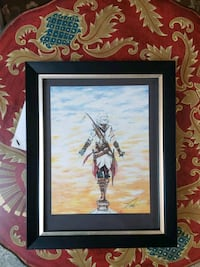 A Sweet Hand Drawn Assassins Creed Picture Palatine, 60067