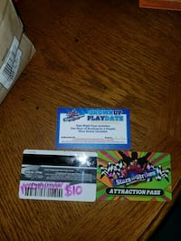 Stars and Strikes Entertainment cards  La Vergne, 37086