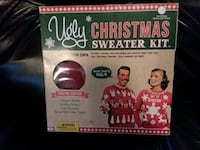 Ugly xmas sweater kit Stafford, 22556