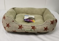 TrustyPup Snoozecouch Star Spangled Pet Bed Pickering