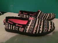 Black and white BOBS so comfortable slip on's size 1 Corpus Christi, 78414