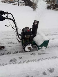 Snowblower 60 km
