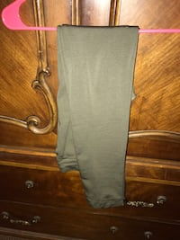 Charlotte Russe olive green leggings size m/l Wauwatosa, 53213
