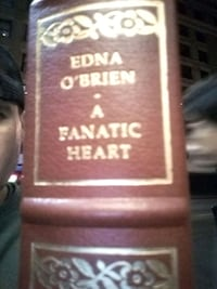 Edna O'Brien Fanatic Heart Signed First Edition