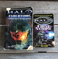 Halo Evolutions and Halo First Strike Hartselle, 35640