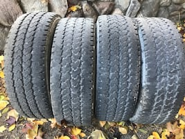 265/70/17 tires