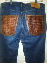G Gator Horn back alligator jeans Newport News, 23602