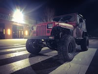 1993 Jeep Wrangler Independence