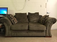 Couch & matching Loveseat - $450 (Stillwater) Stillwater, 74075